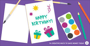 templates create your own birthday card