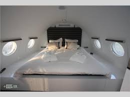 Airplane Bed Plane In Holland Converted To Luxury Suite For Couples
