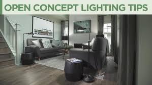 Lighting Tips Open Concept Lighting Tips Video Hgtv