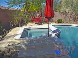 12305 fifth helena drive brentwood ca after pic of remodeled swimming pool with pebble sheen white