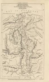 Colorado On A Map by Maps From The Journal Of The Royal Geographical Society Of London