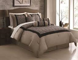 Taupe Comforter Sets Queen Nautica Bedding Sets Large Size Of Bedspread California King