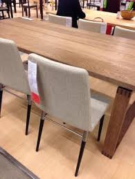 Oak Chairs Ikea Morbylanga Dining Table Veneer Oak 700 Ikea Home Inspo