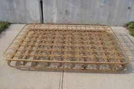 vintage metal coil bed spring for sale at 1stdibs