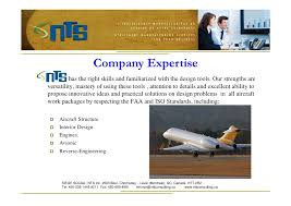 service siege social nts consulting aerospace engineering services