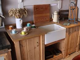 wood kitchen furniture bespoke solid wood kitchen units from reclaimed timber