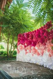 Wedding Backdrop Trends Best 25 Flower Wall Wedding Ideas On Pinterest Flower Backdrop