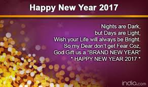 Happy New Year Wishes in English New Year WhatsApp Status