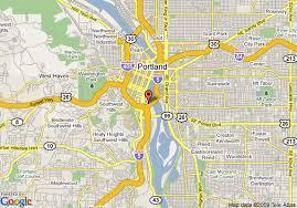map of oregon portland map of residence inn portland downtown river place portland