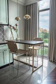 modern apartment in kiev mix art deco and american style modern