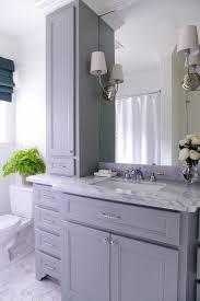 Gray Vanity Bathroom Best 25 Gray Vanity Ideas On Pinterest Farmhouse Kids Mirrors