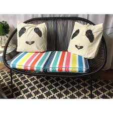 Patio Loveseat Cushion Replacement Furniture Cozy Outdoor Furniture Design With Kmart Patio Cushions
