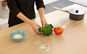 financement cuisine ikea ikea s hi tech table teaches you how to cook telegraph