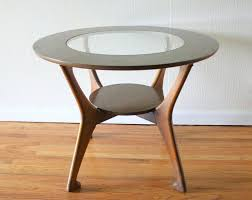 Round Coffee Table With Shelf Small Round End Tables U2013 Thelt Co