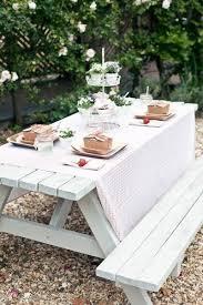 Rent Picnic Tables 42 Best Picnic Reception Ideas Images On Pinterest Picnic