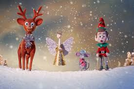 Australian Christmas Aardman Brings Christmas Decorations To Life With Aussie Accents