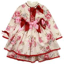 designer childrenswear darlings dress print from designer