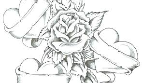 coloring pages with roses roses coloring pages coloring page rose free coloring pages of roses