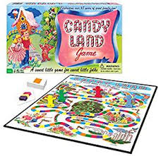 Barnes And Nobles Board Games Amazon Com Candy Land 65th Anniversary Game Toys U0026 Games