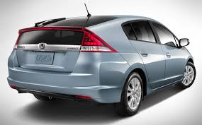 Honda Insight Hybrid Interior Upgraded 2012 Honda Insight Hybrid Offers New High Tech Look