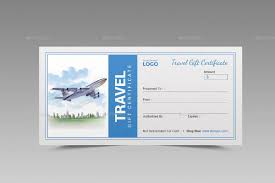 travel gift certificates sle gift certificate template 48 documents in pdf