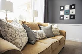 Gray And Tan Living Room by Living Room Colors Grey Gray Walls Brown Sofa And Tan Blue Fiona