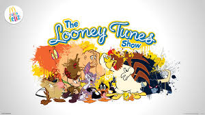 looney tunes show walldevil