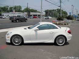 slk300 mercedes mercedes slk300 roadster lease
