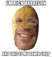 Rick Harrison Meme Generator - rick harrison meme 100 images the memely times rick harrison and