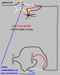 replacing light switch 2 black wires 2 white 1 black ceiling fan wiring electrical diy chatroom