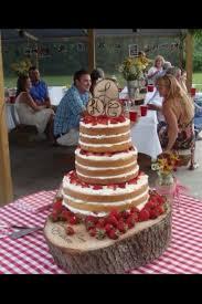 inexpensive wedding cakes low budget wedding