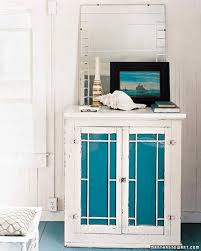 watery color blue rooms martha stewart