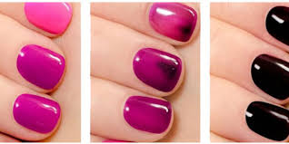 the best temperature color changing gel nail polishes of 2016