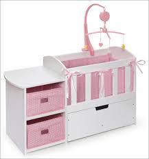 badger basket doll crib with cabinet badger basket doll crib with storage dresser and trundle drawer for