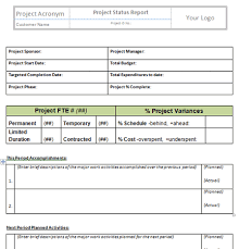 weekly progress report template project management project management status report template expert portray reportbig
