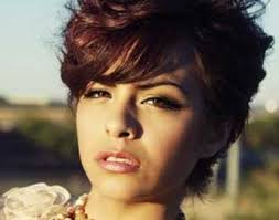 hair styles for round faces and long noses short curly hairstyles for round faces short hairstyles 2016