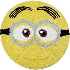 universal u0027s minions bath rug walmart com
