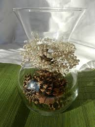 Large Round Glass Vase Decorating Ideas Cool Accessories For Wedding Table Design And