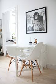 kitchen table ideas for small kitchens 5 ways to create small space dining areas white dining table