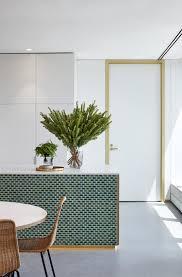 eco kitchen design vintage kitchen design idea with eco friendly plants on wooden