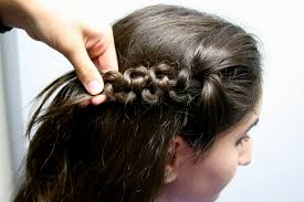 easy hairstyle for step by step quick and easy hairstyles