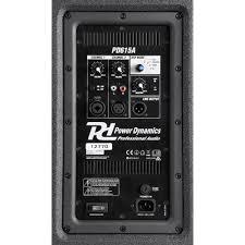 pd615a active speaker 15 u0027 u0027 tronios