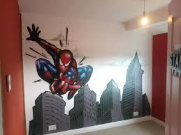 spiderman bedroom decorating ideas the boys dream room