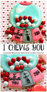 185 best gumball machine cookies images on pinterest gumball