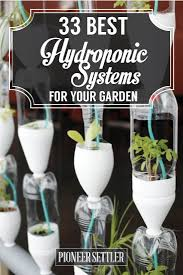 28 best homemade hydroponic systems images on pinterest