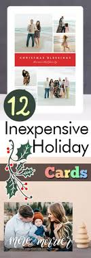 12 inexpensive cards my list of lists