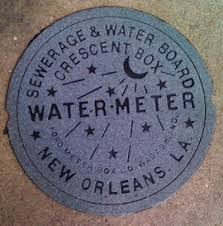 water meter new orleans 57 best fleurty girl from nola images on new orleans