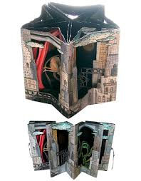 pop up punch 15 3 d books adults will urbanist