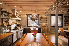 kitchen decorating look for design kitchen industrial look