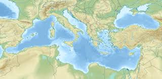 Mediterranean Sea World Map by Relief Map Of Mediterranean Sea U2022 Explore Mediterranean